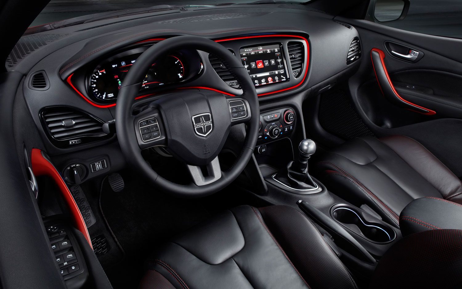 Detroit 2012: The 2013 Dodge Dart By The Numbers