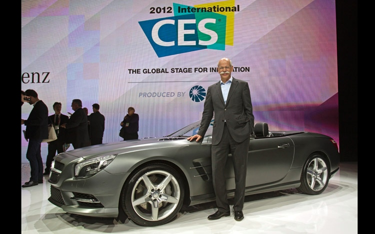 2013 Mercedes Benz SL And Dr Z1