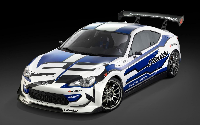 2013 Scion Racing FRS Front Three Quarter1