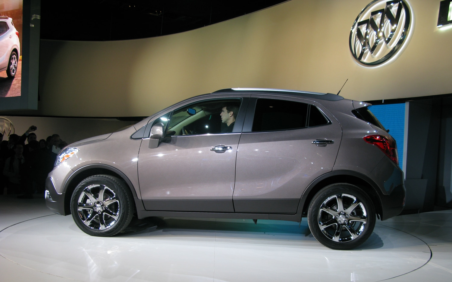 2013 Buick Encore Left Side View1