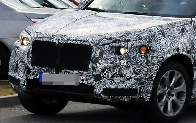 2014 BMW X5 Spy Photo 660x413