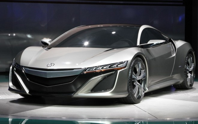 Acura NSX Concept Front1 660x413