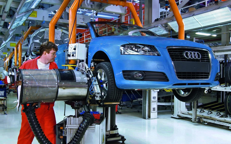 Audi Factory 21