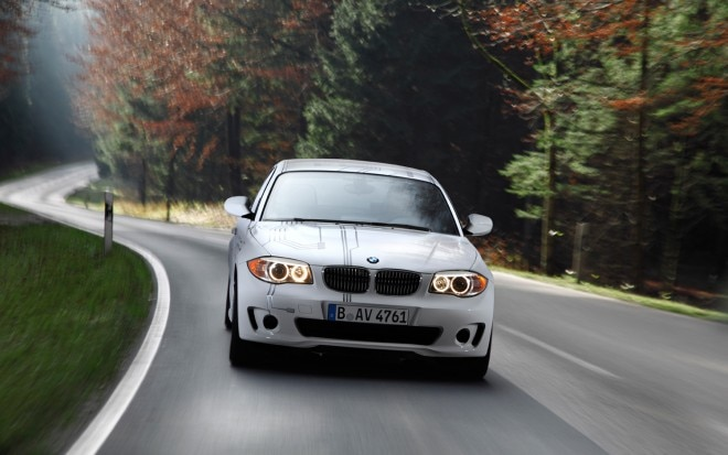 BMW ActiveE Front View On The Road1 660x413