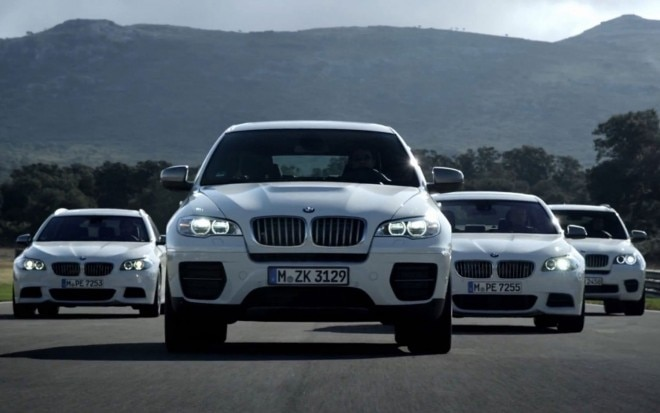 BMW M Diesel Video Quartet Front1 660x413