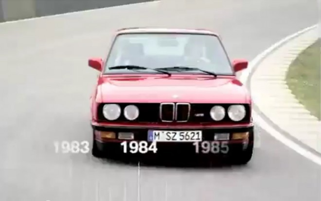 BMW M5 Video Front 660x413