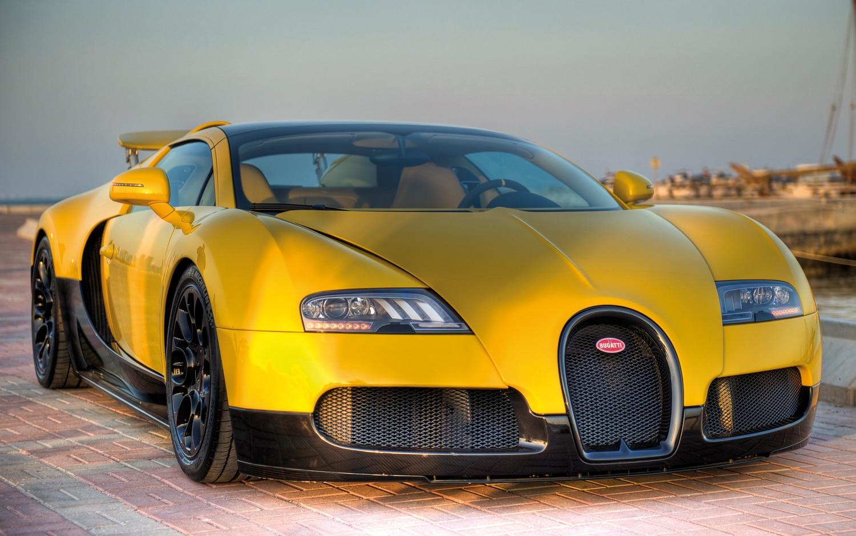 Bugatti Veyron Grand Sport Front Three Quarter1