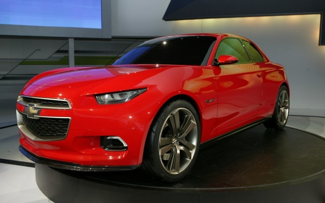 Chevrolet Code 130R Concept Front Three Quarters 2