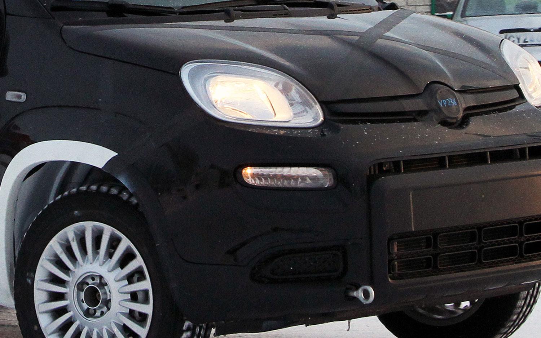 Fiat Panda 4x4 AMAG