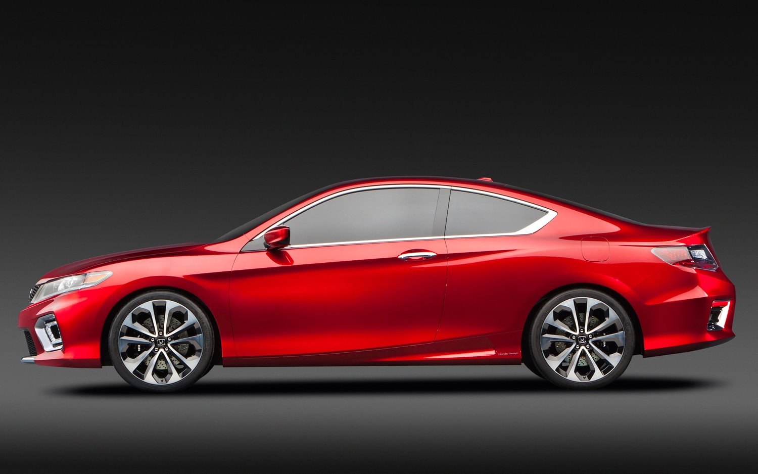 First Look 2013 Honda Accord Coupe Concept Automobile