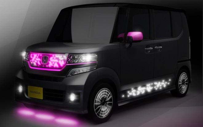 Honda FLASH BOX Concept Front Three Quarter1 660x413