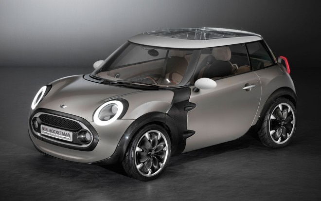 Mini Rocketman Concept Front Three Quarter1 660x413