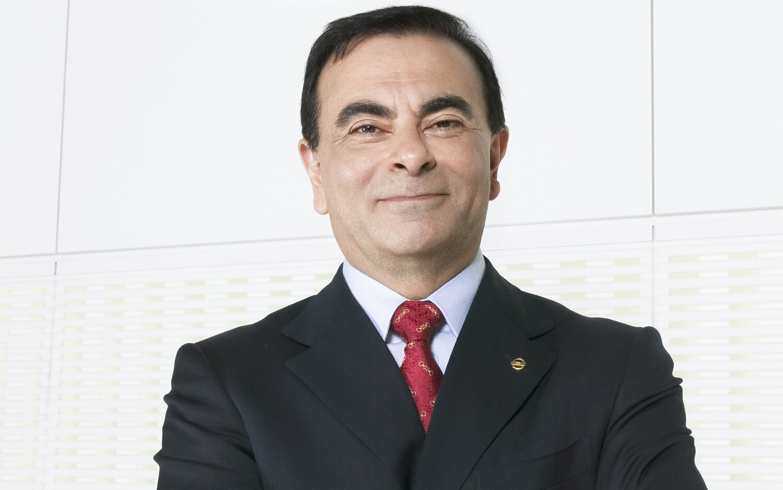 Nissan CEO Carlos Ghosn 11