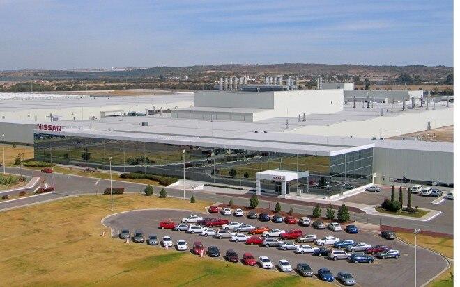 Nissan Plant Aguascalientes Outside1 660x413