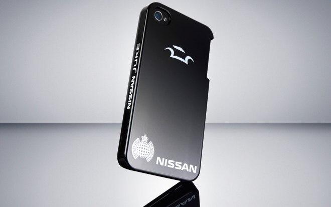 Nissan Smart Shield IPhone Case Rear1 660x413
