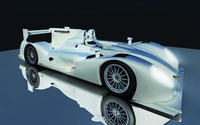 Oak Pescarolo LMP2 Race Car Front Three Quarter1 660x413