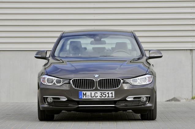 BMW I Vs D Gasoline Beats Diesel - 2012 bmw 335d