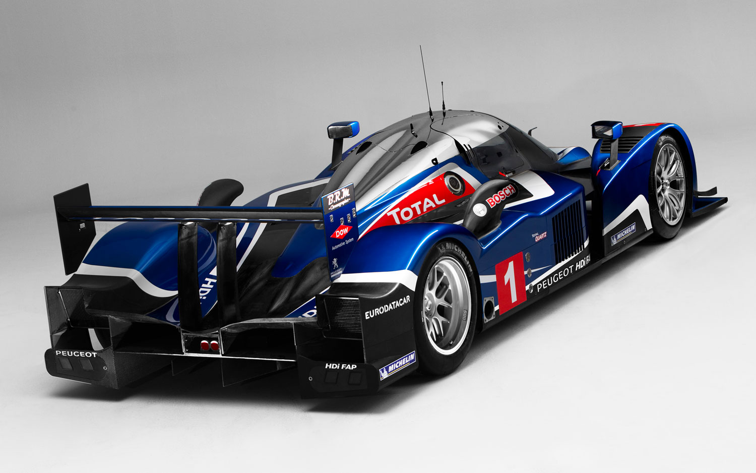 Race No More Peugeot Pulls Out Of 2012 Le Mans Series