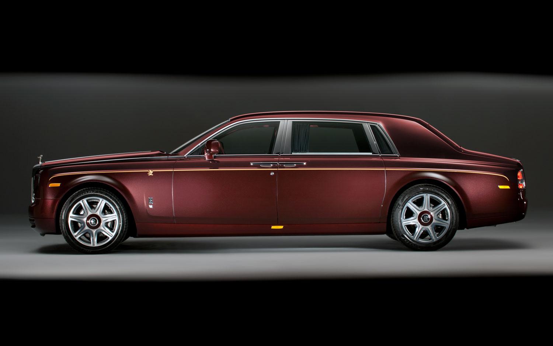 Rolls Royce Phantom Year Of Dragon Profile1