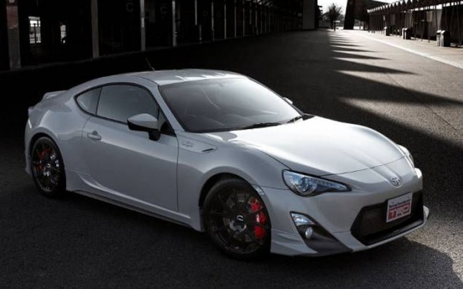 Toyota GT 86 Front Three Quarter1 660x413