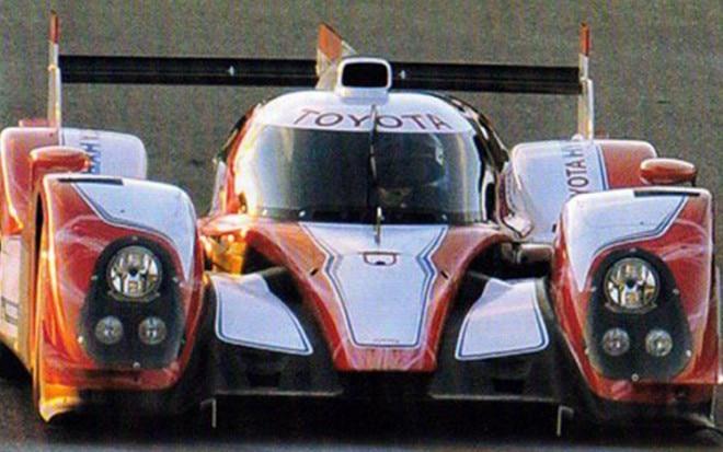 Toyota LMP1 Car Front1 660x413
