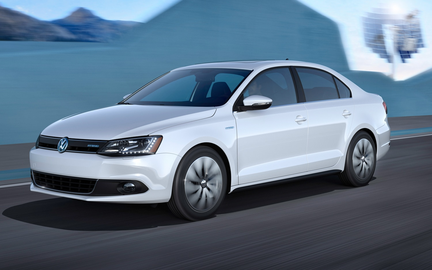 detroit 2012 volkswagen unveils 2013 jetta hybrid with up. Black Bedroom Furniture Sets. Home Design Ideas