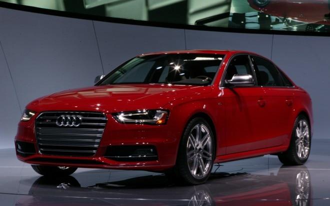 Audi S4 Front Left View1 660x413