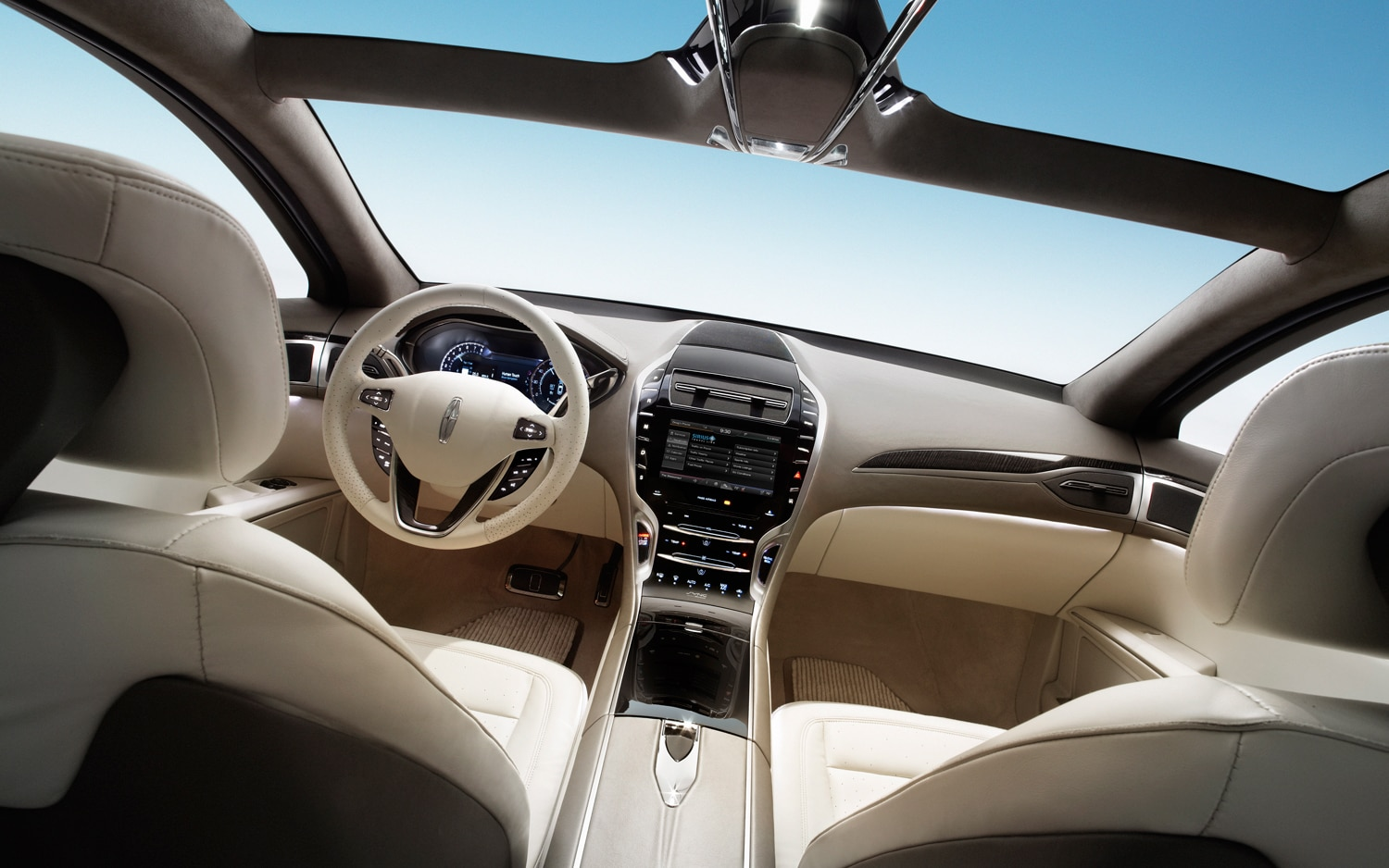 First Look Lincoln Mkz Concept Automobile Magazine