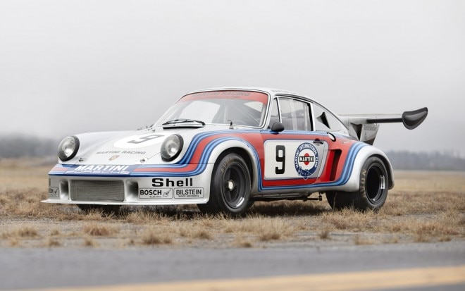1974 Porsche 911 Carrera RSR Turbo 2