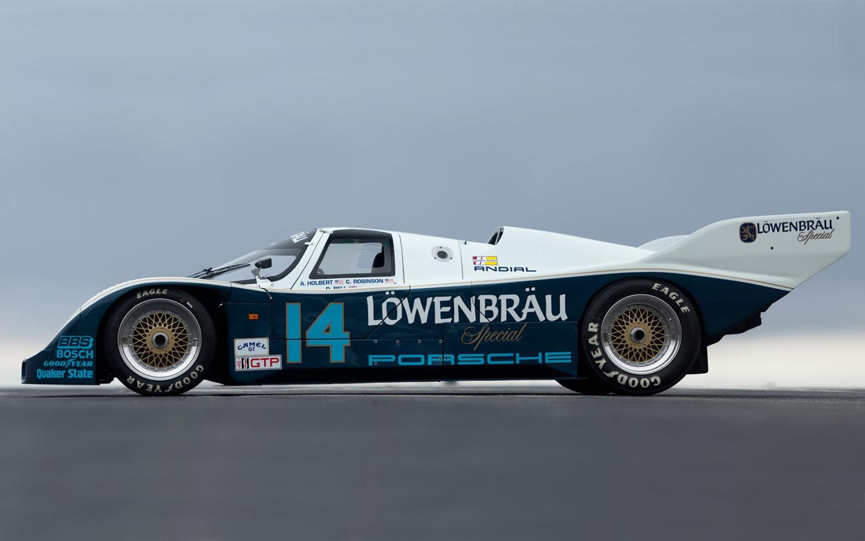 Amelia Island Auction To Feature 18 Rare Porsche Race Cars