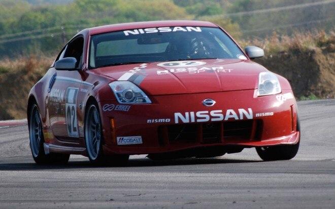 2003 2008 Nissan 350Z NASA Spec Z Class 660x413