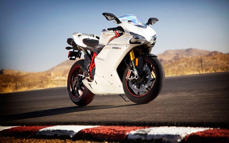 2010 Ducati 1198 S Front Three Quarter1