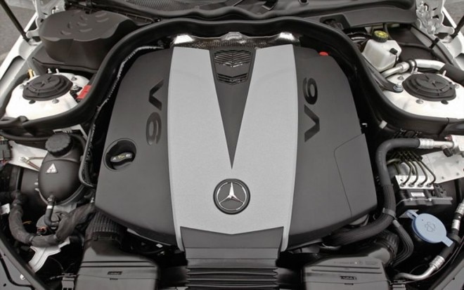 2011 Mercedes Benz E350 Bluetec Engine1 660x413
