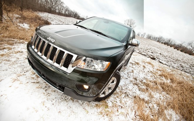 2011 Jeep Grand Cherokee Front View1 660x413