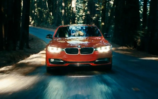 2012 BMW 328i Front End Red1 660x413