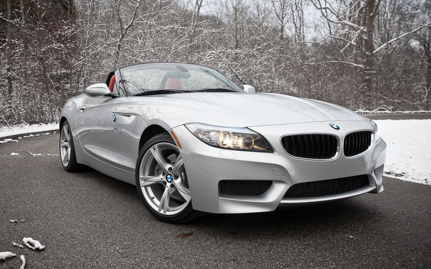 2012 BMW Z4 SDrive28i Front Right View1