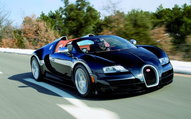 2012 Bugatti Veyron Grand Sport Vitesse Front Three Quarter1 660x413