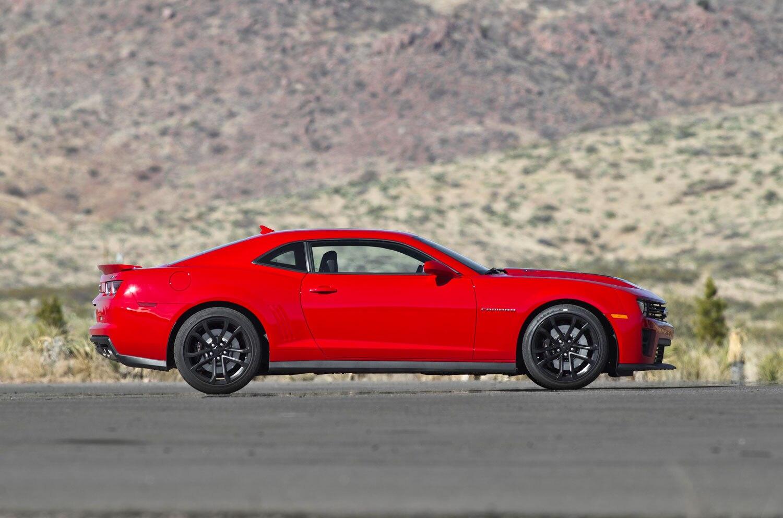 2012 Chevrolet Camaro ZL1 Coupe Red Side Inde Motorsports Ranch Teaser 31