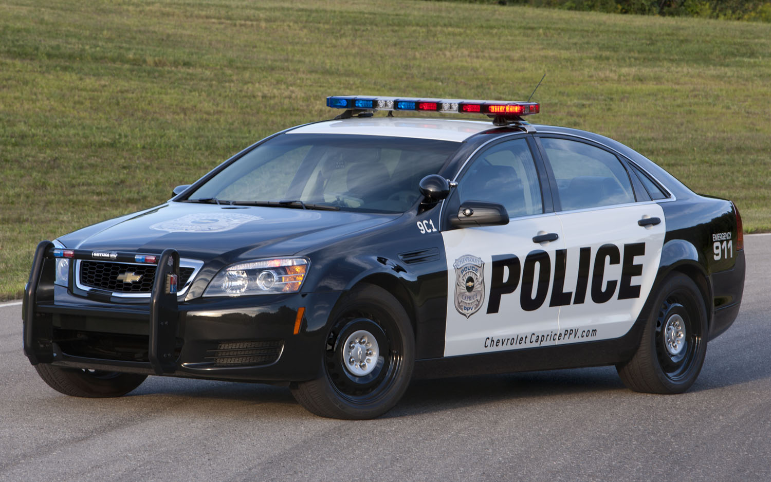 Top Cop Car? Michigan State Police Publish New Rankings