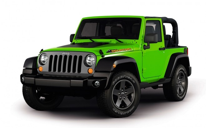 2012 Jeep Wrangler Mountain Edition Front View1 660x413