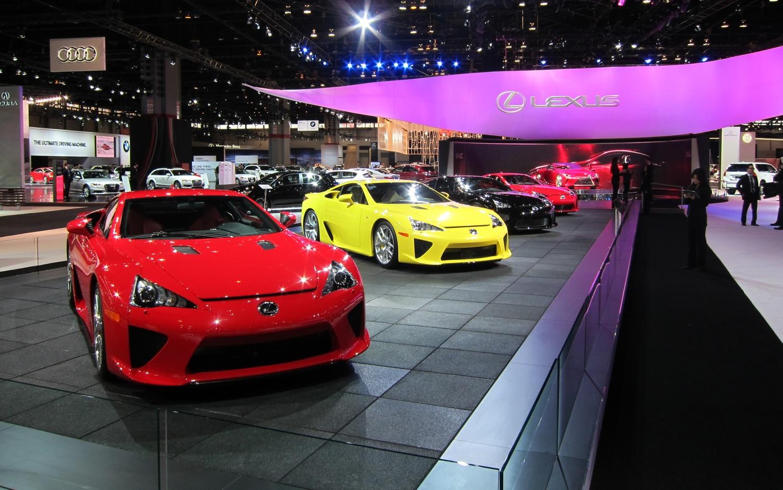 2012 Lexus LFA Lineup 41