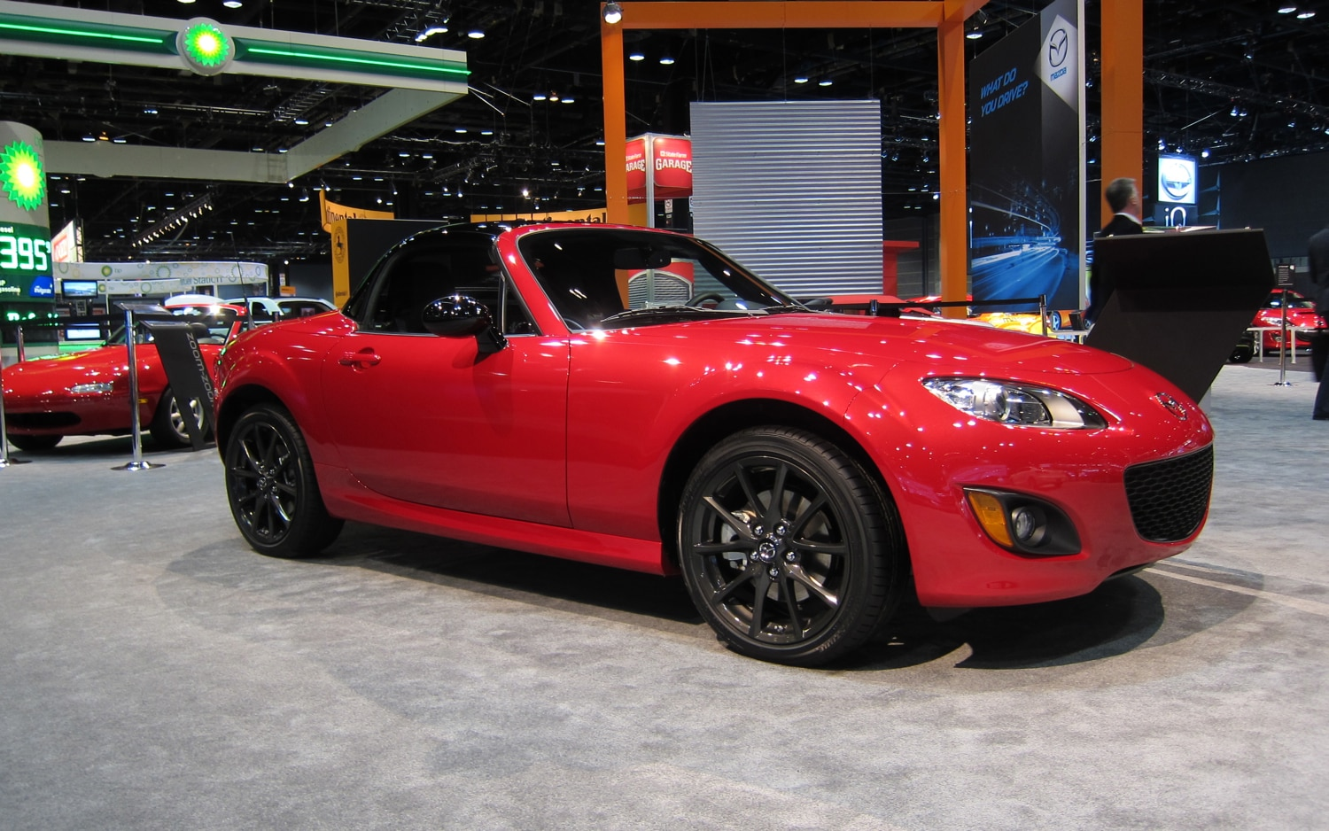2012 Mazda MX 5 Miata Special Edition Front Three Quarter1