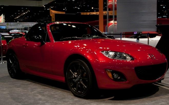 2012 Mazda MX 5 Miata Special Edition Front Three Quarters1 660x413