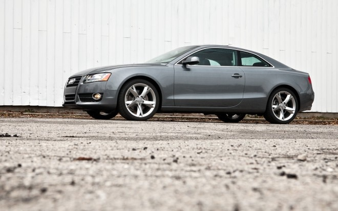 2012 Audi A5 Coupe Left Side View1 660x413