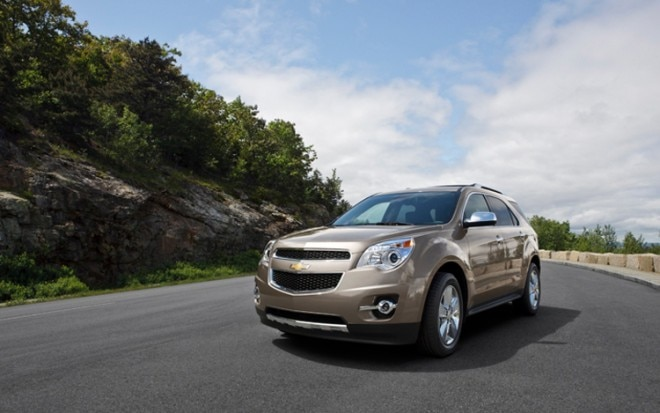 2012 Chevrolet Equinox LTZ Front Left View1 660x413