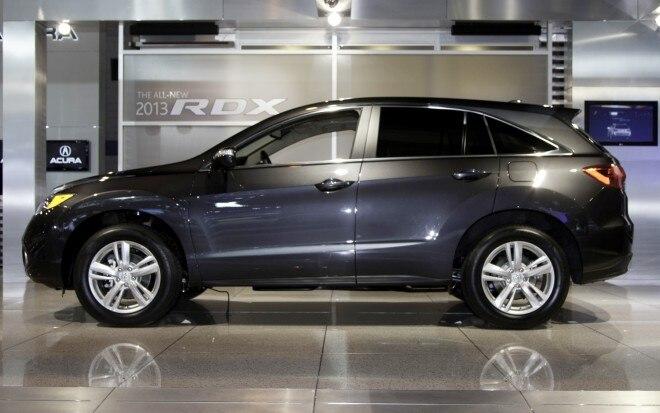 2013 Acura RDX Side1 660x413
