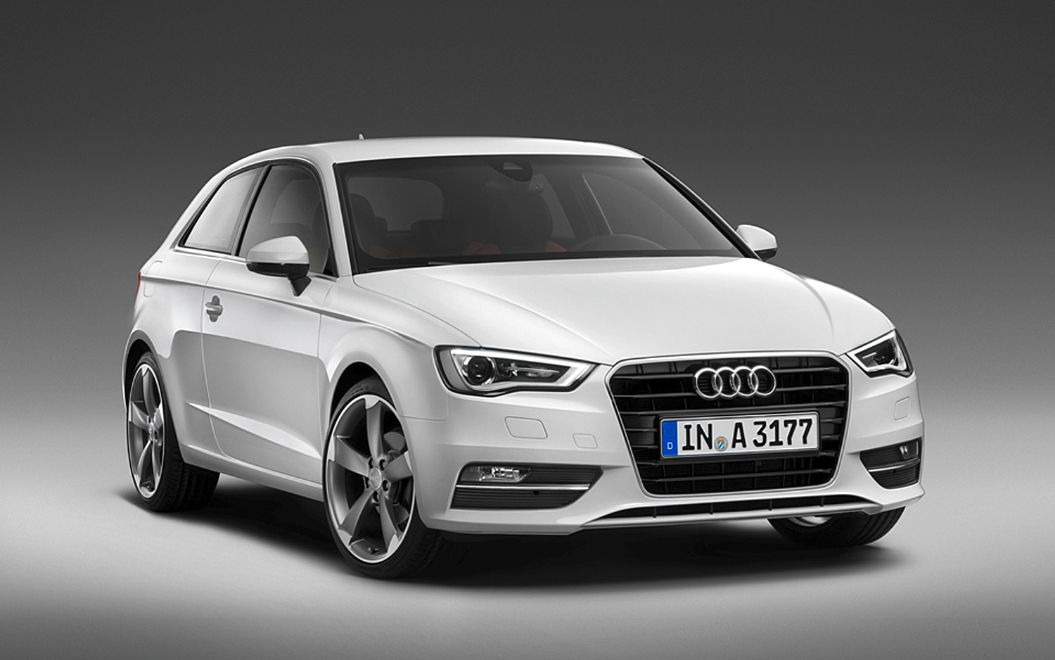 2013 Audi A3 Front Three Quarter1