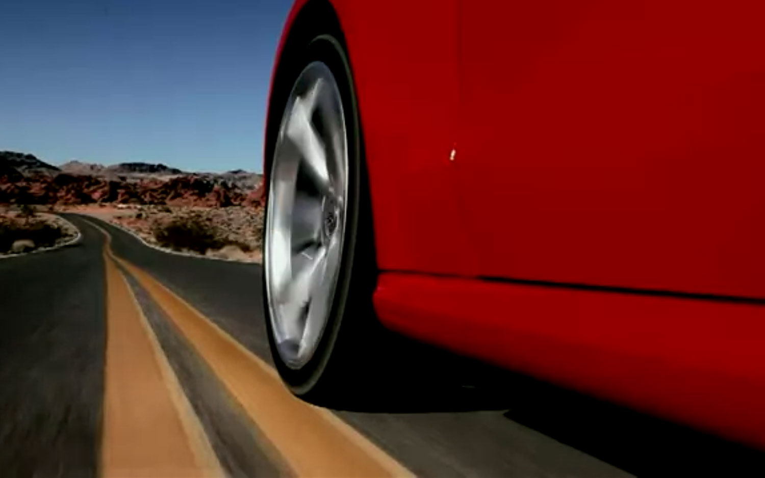 2013 Audi RS5 Red Commercial 11