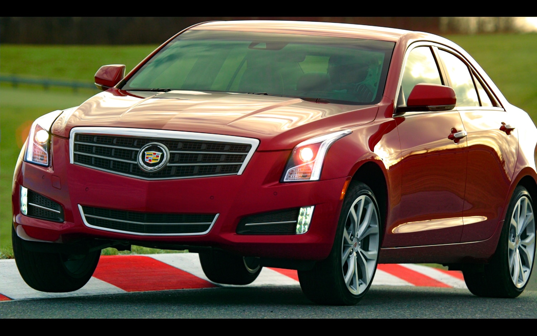 2013 Cadillac ATS On Track1