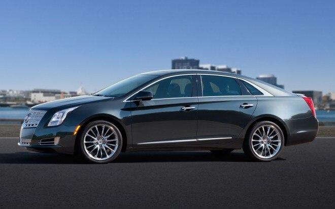 2013 Cadillac XTS Profile1 660x413